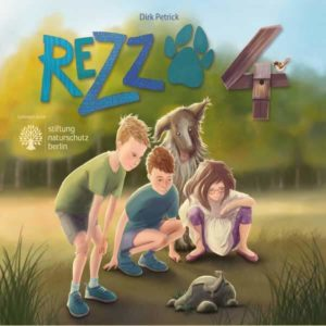 Rezzo - Wo ist Mademoiselle Fiffi / Die Spatzenretter