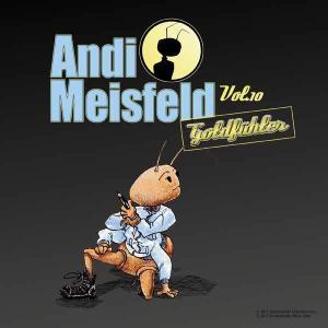 Andi Meisfeld - Goldfühler Hörspiel