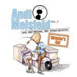 Andi Meisfeld - und das Rätsel der Schallplatte Director's Cut Hörspiel
