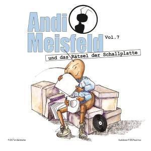 Andi Meisfeld - und das Rätsel der Schallplatte Hörspiel