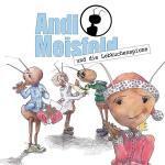 Andi Meisfeld - und die Lebkuchenspione Hörspiel