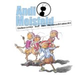 Andi Meisfeld - Undercover auf dem Weihnachtsmarkt Hörspiel