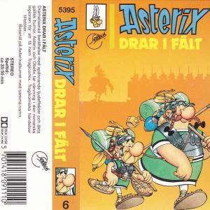 Asterix drar i fält