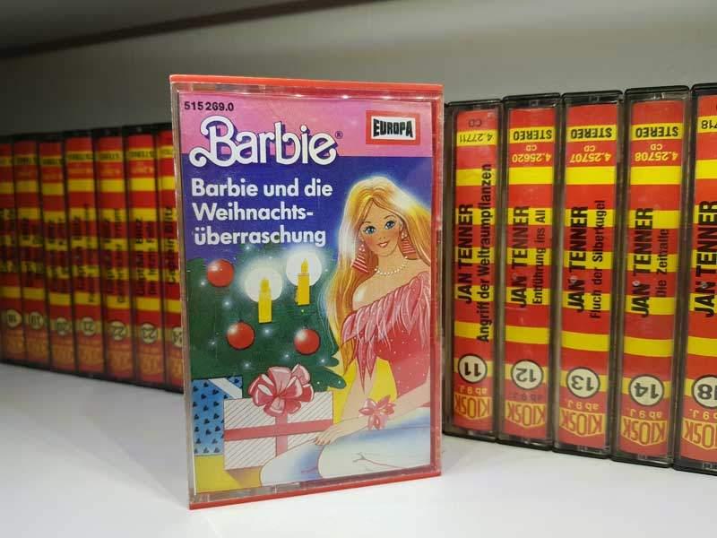 Barbie und die Weihnachtsüberraschung