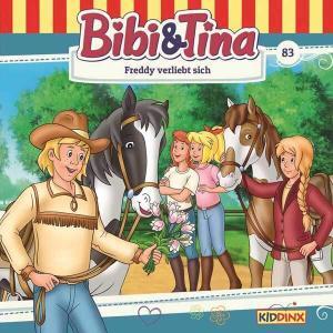 bibi und tina freddy verliebt sich kiddinx hoerspiel