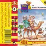 Bim Bam Bino - Die Wüstenprinzessin Kiosk Hörspiel