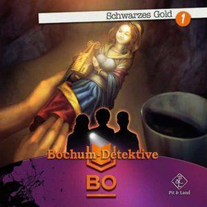 Bochum-Detektive - Schwarzes Gold Pit & Land Hörspiel