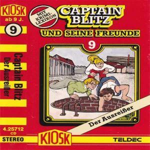 Captain Blitz und seine Freunde - Der Ausreißer Kiosk Hörspiel