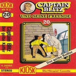 Captain Blitz und seine Freunde - Der gelbe Koffer Kiosk Hörspiel