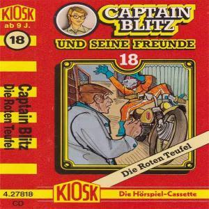 Captain Blitz und seine Freunde - Die Roten Teufel Kiosk Hörspiel