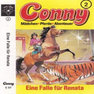 Conny - Eine Falle für Renata Tonstudio Braun Hörspiel