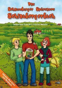 Das Schaumburger Spürnasen Schlaubergerbuch Buch
