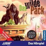 Das wilde Pack - Das wilde Pack United Soft Media Hörspiel