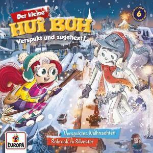 Der kleine Hui Buh - Verspuktes Weihnachten / Schreck zu Silvester Europa Hörspiel