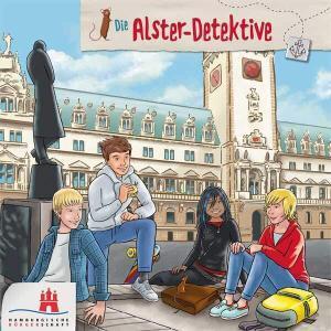 Die Alster-Detektive - Die Hörspielbox