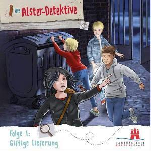 Die Alster-Detektive - Giftige Lieferung