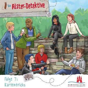 Die Alster-Detektive - Kartentricks