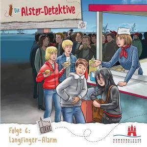 Die Alster-Detektive - Langfinger-Alarm
