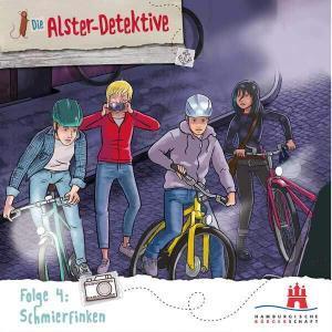 Die Alster-Detektive - Schmierfinken