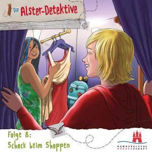 Die Alster-Detektive - Schock beim Shoppen