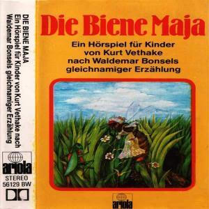 Die Biene Maja Ariola Hörspiel