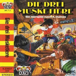 Die drei Musketiere KIOSK Hörspiel