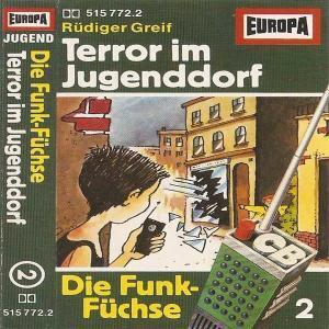 die funk fuechse terror im jugenddorf hoerspiel europa
