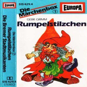 die maerchenbox rumpelstilzchen europa hoerspiel