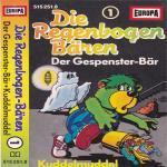 Die Regenbogenbären - Der Gespensterbär / Kuddelmuddel Europa Hörspiel