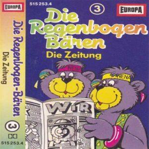 Die Regenbogenbären - Die Zeitung Europa Hörspiel