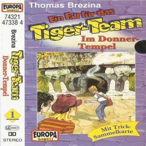 ein fall für das tiger team im donner tempel hoerspiel europa