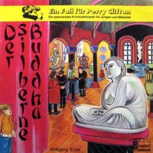Ein Fall für Perry Clifton - Der silberne Buddha Disneyland Hörspiel