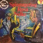 Ein Fall für Perry Clifton - Spionagering Rosa Nelke Yps Hörspiel