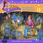 Elea Eluanda - Das Labyrinth der blauen Eulen Zauberstern Hörspiel
