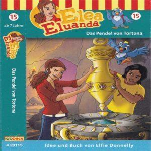 Elea Eluanda - Das Pendel von Tortona Kiddinx MC Hörspiel