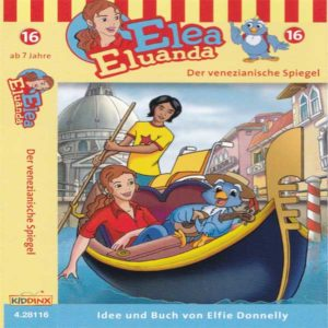 Elea Eluanda - Der venezianische Spiegel Kiddinx MC Hörspiel
