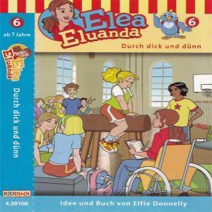 Elea Eluanda - Durch dick und dünn Kiddinx MC Hörspiel