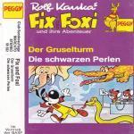 Fix und Foxi - Der Gruselturm / Die schwarzen Perlen Peggy Club Sonderauflage Marcato Hörspiel
