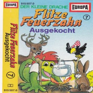 Flitze Feuerzahn - Ausgekocht Europa Hörspiel
