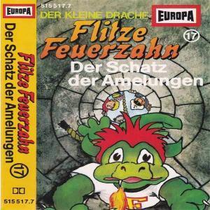 Flitze Feuerzahn - Der Schatz der Amelungen Europa Hörspiel