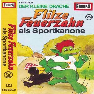 Flitze Feuerzahn - Die Sportskanone Europa Hörspiel