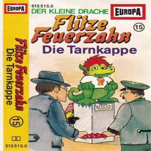 Flitze Feuerzahn - Die Tarnkappe Europa Hörspiel