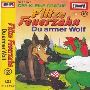 Flitze Feuerzahn - Du armer Wolf Europa Hörspiel