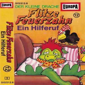 Flitze Feuerzahn - Ein Hilferuf Europa Hörspiel