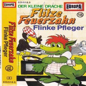 Flitze Feuerzahn - Flinke Pfleger Europa Hörspiel