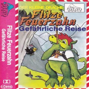 Flitze Feuerzahn - Gefährliche Reise Dino Music Hörspiel