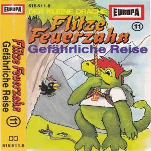 Flitze Feuerzahn - Gefährliche Reise Europa Hörspiel