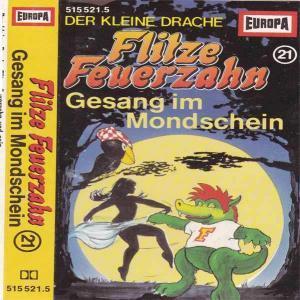 Flitze Feuerzahn - Gesang im Mondschein Europa Hörspiel