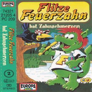 Flitze Feuerzahn - hat Zahnschmerzen Europa Mini Hörspiel