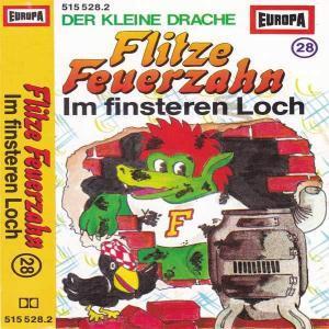 Flitze Feuerzahn - Im finsteren Loch Europa Hörspiel